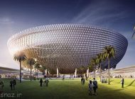 استادیوم فوق مدرن در دبی هوا را خنک می کند