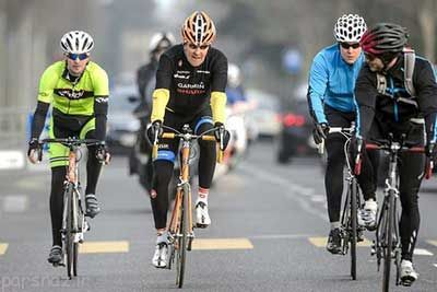 دیابت نوع دو و دوچرخه سواری