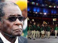 همه کاروان المپیک زیمباوه دستگیر شدند