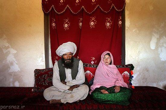 این دختربچه های بی گناه که عروس شدند