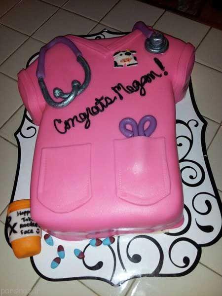 انواع مدل های کیک مخصوص روز پزشک