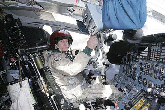هواپیمای بمب افکن روسی مافوق صوت