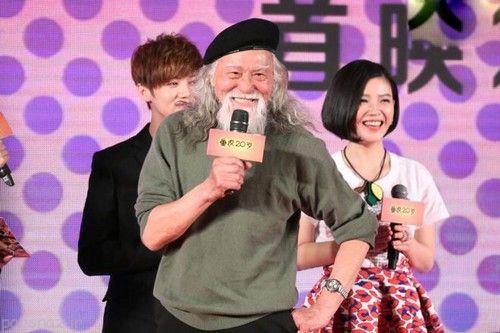 این پیرمرد 84 ساله مدل مانکن است +عکس