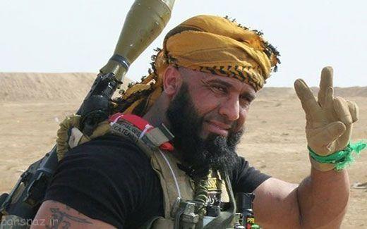 ابوعزراییل حریف شکست ناپذیر داعش