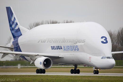 هواپیماهای غول پیکر دنیا را بشناسید