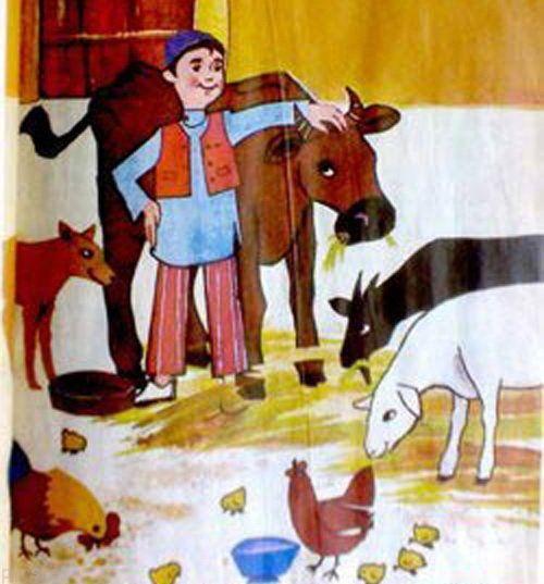 نوستالژی مدرسه ای کودکان ایرانی