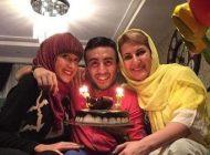 عکسهای داغ بازیگران و ستاره های زن و مرد ایرانی (95)