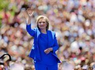 هیلاری کلینتون زن سیاستمدار مطرح جهان