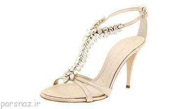 جدیدترین مدل های کفش عروس زیبا و جذاب (98)