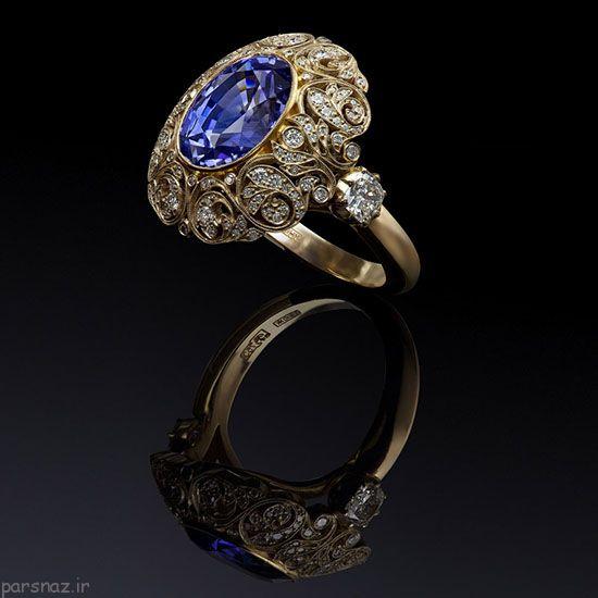 مدل جواهرات زیبا از برند Argentov
