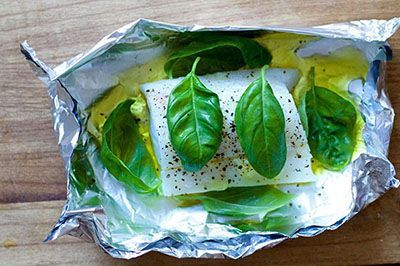 ترفند پخت بهتر ماهی در فویل