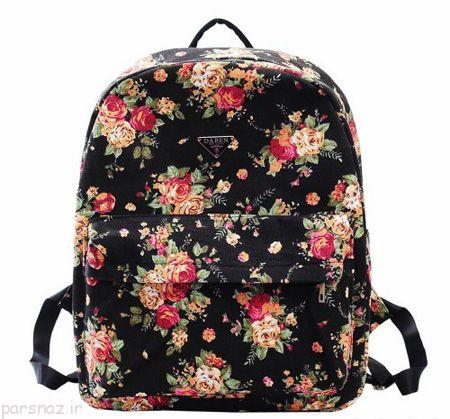 مدل های جدید کیف مدرسه برای دختران