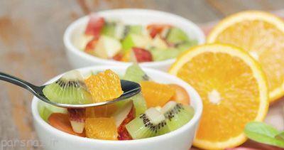 بررسی کامل رژیم میوه خواری