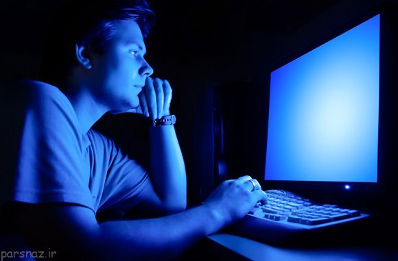 نور آبی روی متابولیسم بدن تاثیر دارد