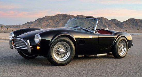 خودروهای کلاسیک اسپرت زیبا و بی نظیر