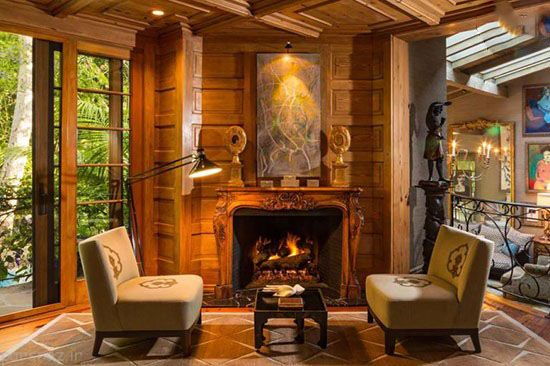 خانه مجلل جنیفر لوپز در لس آنجلس را ببینید