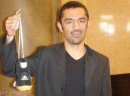 مهیار منشی پور بوکسور ایرانی در فرانسه
