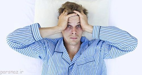 بی خوابی را با این 6 روش برطرف کنید