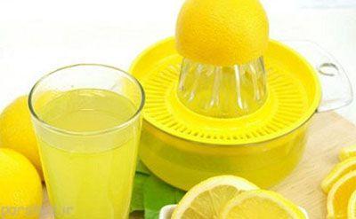 آب لیمو را با چای مخلوط نکنید