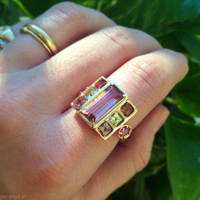 بهترین مدل های جواهرات سنگی زیبا