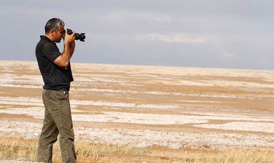 گشتی در دنیا با آرش نورآقایی +عکس