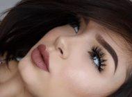 میکاپ و مدل آرایش صورت و مو جذاب زنانه و دخترانه