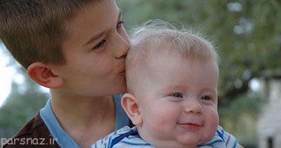 کودکان به مهر و محبت ما احتیاج دارند