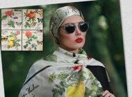 ژورنال مدل های شال و روسری شیک ایرانی 98