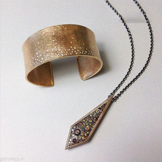 مدل های زیبای جواهرات و زیورآلات برند Todd Reed