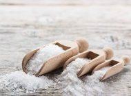 نمک بهترین شوینده طبیعی است