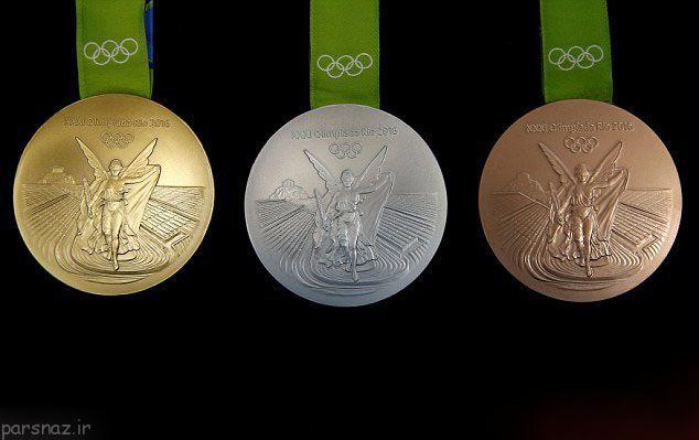 ارزش پولی مدال های المپیک را بدانید