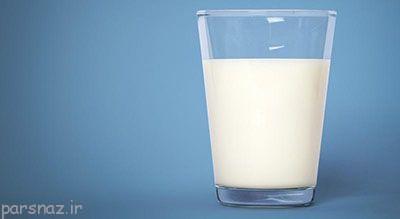 لزوم نوشیدن شیر در خانم ها را بدانید