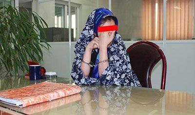 راز جنایت دختر در اتاق خواب با کشتن یک مرد فاش شد