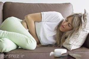 درد زیر شکم بعد از رابطه جنسی در خانم ها