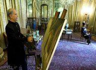 کمال الملک هنرمند ماندگار ایران زمین