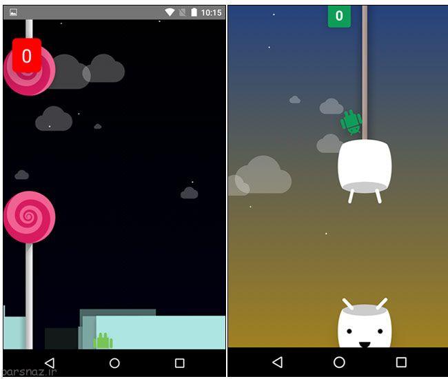 بازی های مخفی و جالب گوگل را بشناسید