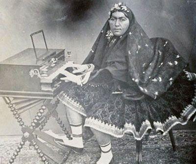 انیس الدوله خدمتکاری که تبدیل به ملکه شد