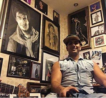 گالری جدید از تصاویر بازیگران و چهره ها در اینستاگرام