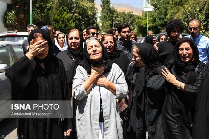 درباره درگذشت داوود رشیدی بزرگمرد سینمای ایران