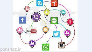 شبکه های اجتماعی و کسب درآمد از کابران ایرانی