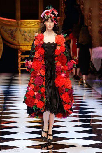 مدل لباس ،کیف و کفش از برند دولچه اند گابانا