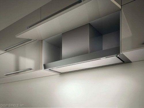 مدل های هود برای آشپزخانه زیبای شما
