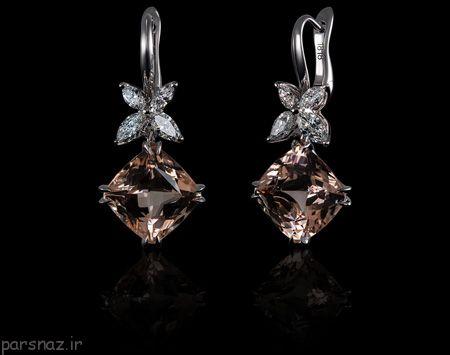 عکس های جواهرات زیبا و جدید از برند DE LAUR