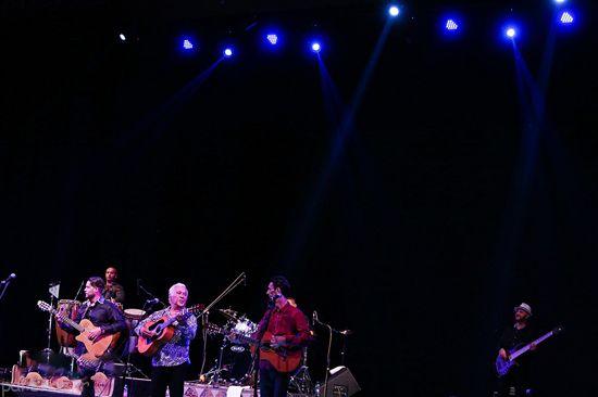 تصاویر کنسرت گروه جیپسی کینگز در ایران