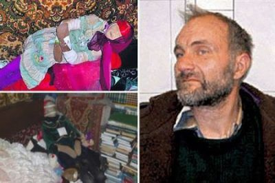 خانه وحشت مرد روسی با جسد 150 دختر
