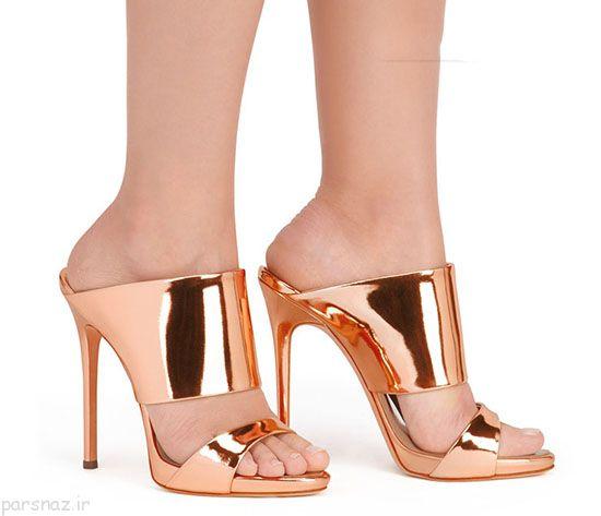 مدل کفش مجلسی زنانه از برند Giuseppe Zanotti