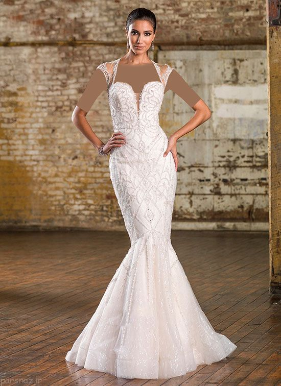 فروش لباس عروس زیبا