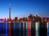 سفری رویایی به تورنتو در کانادا