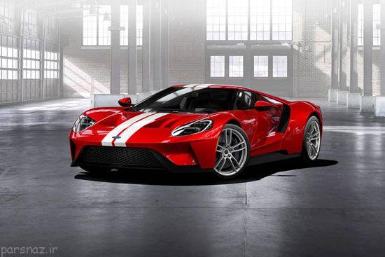 آشنایی با تکنولوژی ساخت خودروهای معروف