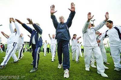 ورزش و تحرک دشمن سرطان